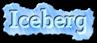 Font Mido Iceberg Logo Preview