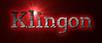 Font Mido Klingon Logo Preview