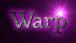 Font Mido Warp Logo Preview
