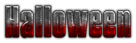 Halloween Logo Style