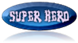 Font Model Worker Super Hero Button Logo Preview