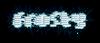 Font Moog Boy Frosty Logo Preview