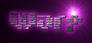 Font Moog Boy Warp Logo Preview