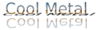 Font Mothanna Cool Metal Logo Preview