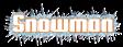 Font My Puma Snowman Logo Preview