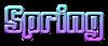 Font My Puma Spring Logo Preview