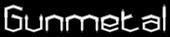 Font Mysterons Gunmetal Logo Preview