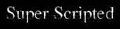 Font Nazli Super Scripted Logo Preview