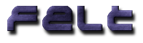 Font Negative 24 Felt Logo Preview