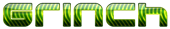 Grinch Logo Style