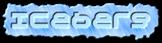 Font Negative 24 Iceberg Logo Preview