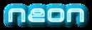 Font Negative 24 Neon Logo Preview