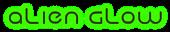 Font Neo Geo Alien Glow Logo Preview