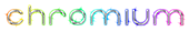 Font Neo Geo Chromium Logo Preview