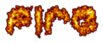Font Neo Geo Fire Logo Preview