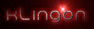 Font Neo Geo Klingon Logo Preview
