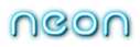 Font Neo Geo Neon Logo Preview