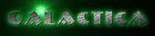 Font NervouzReich Galactica Logo Preview
