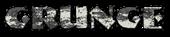 Font NervouzReich Grunge Logo Preview