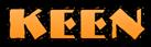 Font NervouzReich Keen Logo Preview