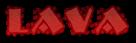 Font NervouzReich Lava Logo Preview
