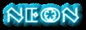 Font NervouzReich Neon Logo Preview