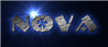 Font NervouzReich Nova Logo Preview