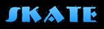 Font NervouzReich Skate Logo Preview