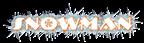 Font NervouzReich Snowman Logo Preview