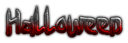 Font Ninja Penguin Halloween Logo Preview