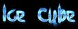 Font Ninja Penguin Ice Cube Logo Preview