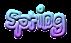 Font Ninja Penguin Spring Logo Preview