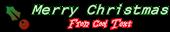 Font NotCourierSans Christmas Symbol Logo Preview