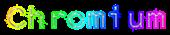 Font NotCourierSans Chromium Logo Preview
