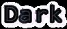 Font NotCourierSans Dark Logo Preview
