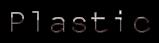 Font NotCourierSans Plastic Logo Preview