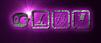 Font NoticeStd Warp Logo Preview