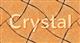Font Nunito Crystal Logo Preview