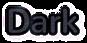 Font Nunito Dark Logo Preview