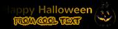 Font Nunito Halloween Symbol Logo Preview