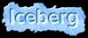 Font Nunito Iceberg Logo Preview