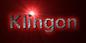 Font Nunito Klingon Logo Preview