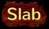 Font Nunito Slab Logo Preview