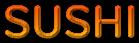 Font Nunito Sushi Logo Preview