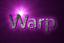 Font Nunito Warp Logo Preview