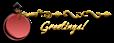 Font Nymphette Seasons Greetings Logo Preview
