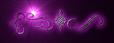 Font Nymphette Warp Logo Preview