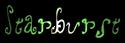 Font Ooolala Starburst Logo Preview