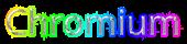 Font Open Sans Chromium Logo Preview
