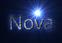 Font Open Sans Nova Logo Preview